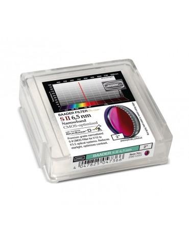 Baader S-II 2 Narrowband-Filter, 6.5nm - CMOS-optimized