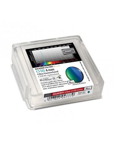 Baader filtro O-III 36mm Ultra-Narrowband 4nm CMOS-optimized