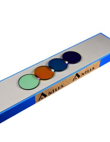 Set filtri LRGB V-Series Antlia Filter 50 mm rotondi