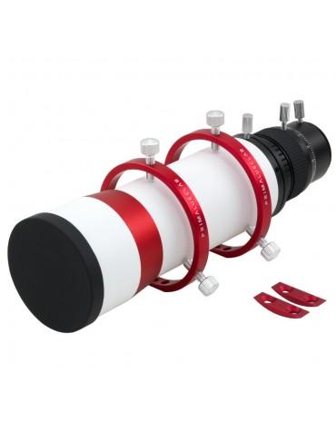 Telescopio guida 60mm CompactGuide con anelli di guida PLUS 80mm PrimaLuceLab