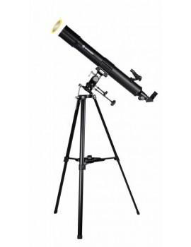 Telescopio rifrattore BRESSER Taurus 90/900 NG con adattatore per smartphone