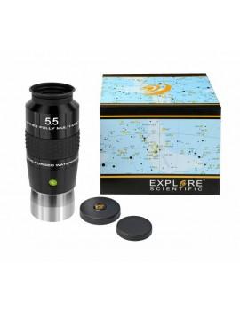"""Oculare Explore Scientific 100° 5,5mm AR (2"""")"""