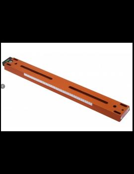 Slitta Vixen 340 mm arancione
