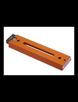 Slitta Vixen 170 mm arancione