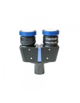 Torretta binoculare Auriga per oculari da 31.8mm