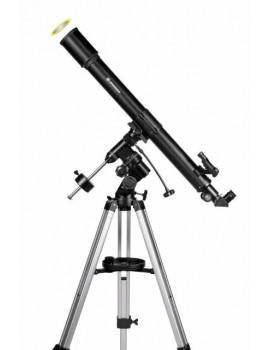 BRESSER Telescopio rifrattore Lyra 70/900mm con montatura equatoriale