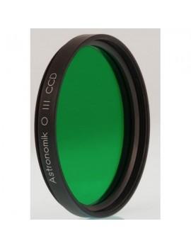Filtro Astronomik OIII CCD 12nm 50,8mm