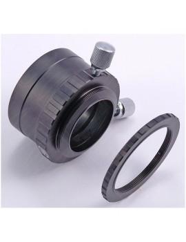 Riduttore 50,8mm/31,8mm T2 con serraggio ad anello