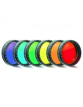 Set 6 filtri colorati 31.8mm