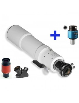Telescopio Solare Tecnosky/Daystar 80mm Calcio H