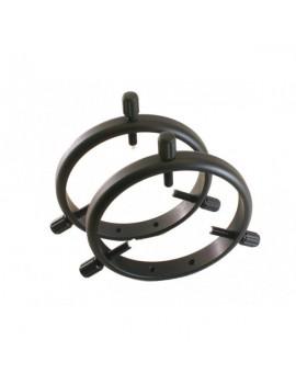 Coppia di anelli guida da 125mm