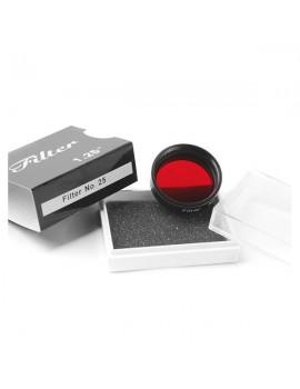 Filtro Rosso W25 31,8mm