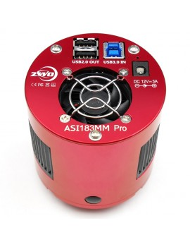 ZWO ASI 183 MM Pro mono USB3.0 cooled