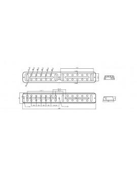 Askar VPD barra Vixen 300mm