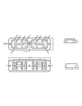 Askar VPD barra Vixen 150mm