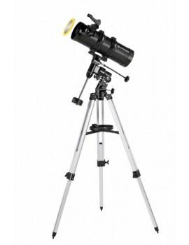 BRESSER Pluto 114/500 EQ con adattatore per smartphone