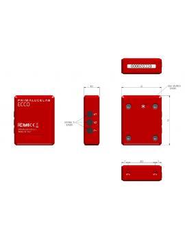 ECCO2, modulo ambientale computerizzato per EAGLE PrimaLuceLab