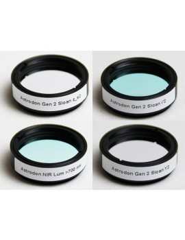[Demo] Set filtri Astrodon Photometrics 31,8mm