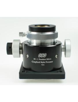 Focheggiatore micrometrico GSO per newton