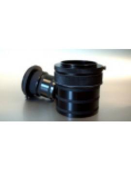 Adattatore Hotech T2-31,8 autocentrante