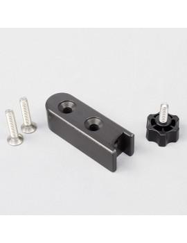 Tassello adattatore iPolar / Polemaster / Polarfinder per M-uno / M-Zero