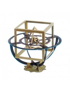 Mysterium Cosmographicum di Keplero