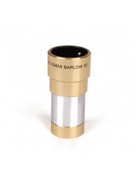 """Lente di Barlow Coronado Cemax 2x barilotto 31.8 mm / 1.25"""""""