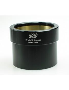 Adattatore da filetto SC a 50,8mm
