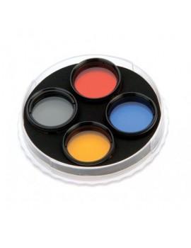Set 4 Filtri Celestron 31.8mm