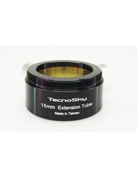 Adattatore da T2 a 31,8mm L.15mm